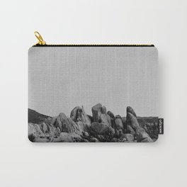 Joshua Tree Rock Formations I Carry-All Pouch