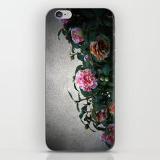 flowers on prospect ave. iPhone & iPod Skin