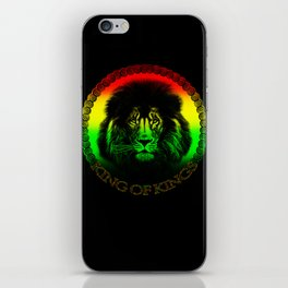 King Of Kings iPhone Skin