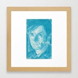 Ten (MkII) Framed Art Print