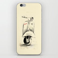 Vespa iPhone & iPod Skin