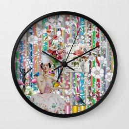 Dear Liza Wall Clock