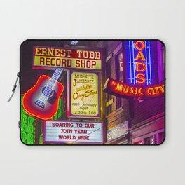 Music City Laptop Sleeve