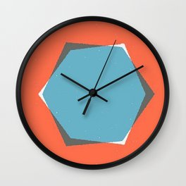 Christopher star Wall Clock