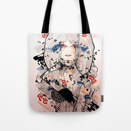 Fables Ghost Tote Bag