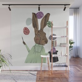 Hare-y Adventures 3 Wall Mural