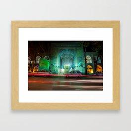 Favorite Color Of Prophets Framed Art Print