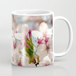 Spring, Flower Photography, Pastel, Pink, Romantic Cherry Blossom, Art Deco - 8 x 10 Wall Decor Coffee Mug