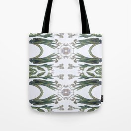 Forget Me Nots Study Tote Bag