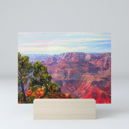 Grand Canyon Grandview Mini Art Print