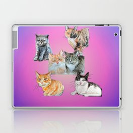 Rasmuss and friends Laptop & iPad Skin