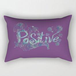Positive Rectangular Pillow