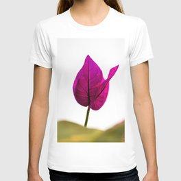 flower photography by Jason Leung T-shirt