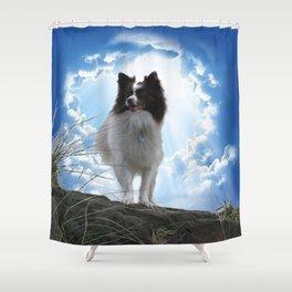 Gyzmo Shower Curtain