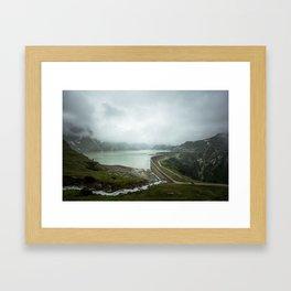 Pitztal Framed Art Print