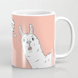 Llama WTF Coffee Mug