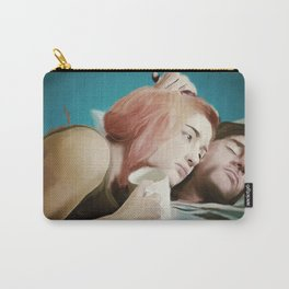 Eternally Your Sunshine Carry-All Pouch