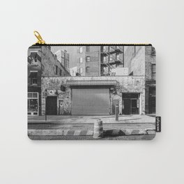 New York City Streets Carry-All Pouch