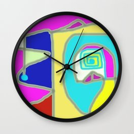 mechanical Wall Clock