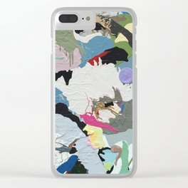 F#ck is Love Clear iPhone Case
