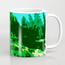 pines Coffee Mug