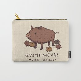 moar boars Carry-All Pouch
