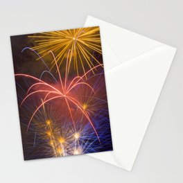 Fireworks Finale Stationery Cards