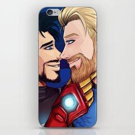 beard boyfriends iPhone Skin