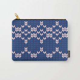 Scandinavian pattern Carry-All Pouch