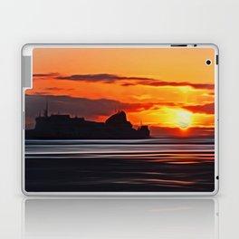 Belfast Ferry (Digital Art) Laptop & iPad Skin