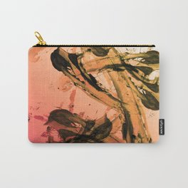 Calm and Fiery Abstraction Carry-All Pouch
