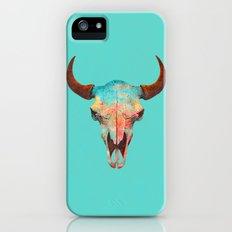 Turquoise Sky Slim Case iPhone SE