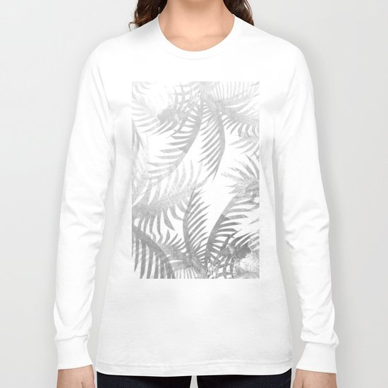 Jungle BW Long Sleeve T-shirt