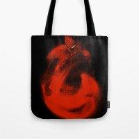 sandman Tote Bags featuring Enter Sandman by nicebleed
