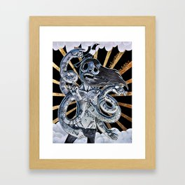 735U5 Framed Art Print