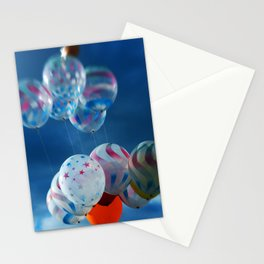 Balloon Bunch Stationery Cards