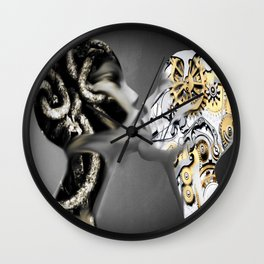 Maniquis Wall Clock