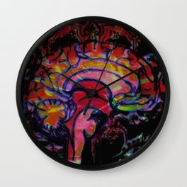 Own your Temple Wall Clock