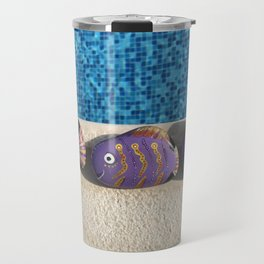 Fantasy Fish Travel Mug