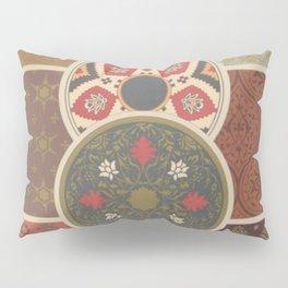 Indo-Persian Ornament Pillow Sham