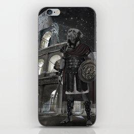 Neapolitan Mastiff Gladiator iPhone Skin