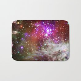 NGC 281 nebula with active star formation (NASA/Chandra) Bath Mat