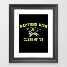 Neptune High Class of '06 Framed Art Print