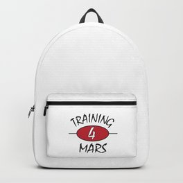 Training for Mars Backpack