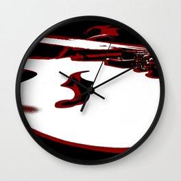 CUTAWAY Wall Clock