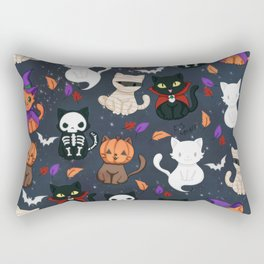 Kitty - Halloween Rectangular Pillow
