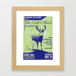 Our Wild America Framed Art Print