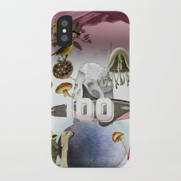 100 iPhone Case