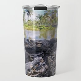 Island Death Travel Mug