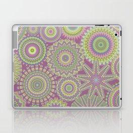 Kaleidoscopic-Fairytale colorway Laptop & iPad Skin